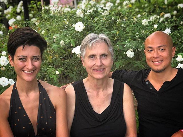 Weekends are extra good when you get to hang out on a park bench with @DrTerryWahls and @DrTitusChiu for 2 hours chatting about somatic autoimmune healing, psychoneuroimmunology, dogs and painting. . . . . . #kindredspirits #fangirl #wahlsprotocol #foodismedicine #healinghashimotos #hashimotos #autoimmune #thyroid #autoimmuneprotocol #guthealth #brainhealth #gfdf #paleo #aip #chronicdisease #chronicillness #hsp #sensitive #intuitive #psychoneuroimmunology #mindbody #chiropractic #animalchiropractic #nutrition #functionalmedicine #homeopathy #creativechiropractor #DrNatashaFallahi #DrTitusChiu #DrNatashaF