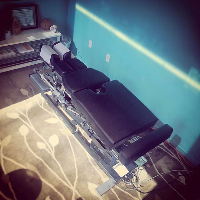 DROP TABLE—This is my specialized chiropractic table called a Drop Table. I love this technique because it is very SPECIFIC, very COMFORTABLE and very EFFECTIVE. Especially for us sensitive KANARI ladies who have tight muscles and loose joints. There's no twisting or bending of the body required. All you do is lay flat in the table. When I apply a gentle thrust to the area needing adjustment, specific panels on the table release and drop down a few inches, causing that segment of the body to fall too. This is how the adjustment is made! My patients love getting adjusted on my drop table. Have you ever tried one? . If you're interested in having a session with me, reach out and let me know. I'm happy to have a quick conversation with you about it! . . . . . . #touch #selfcare #chiropractor #healthyjunks #healinghashimotos #hashimotos #autoimmune #depression #anxiety #thyroid #autoimmuneprotocol #guthealth #gfdf #persian #hsp #introvert #sensitive #intuitive #empath #mindbody #chiropractic #nutrition #functionalmedicine #animalchiropractor #animalchiropractic #creativechiropractor #homeopathy #DrTitusChiu #DrNatashaFallahi #DrNatashaF