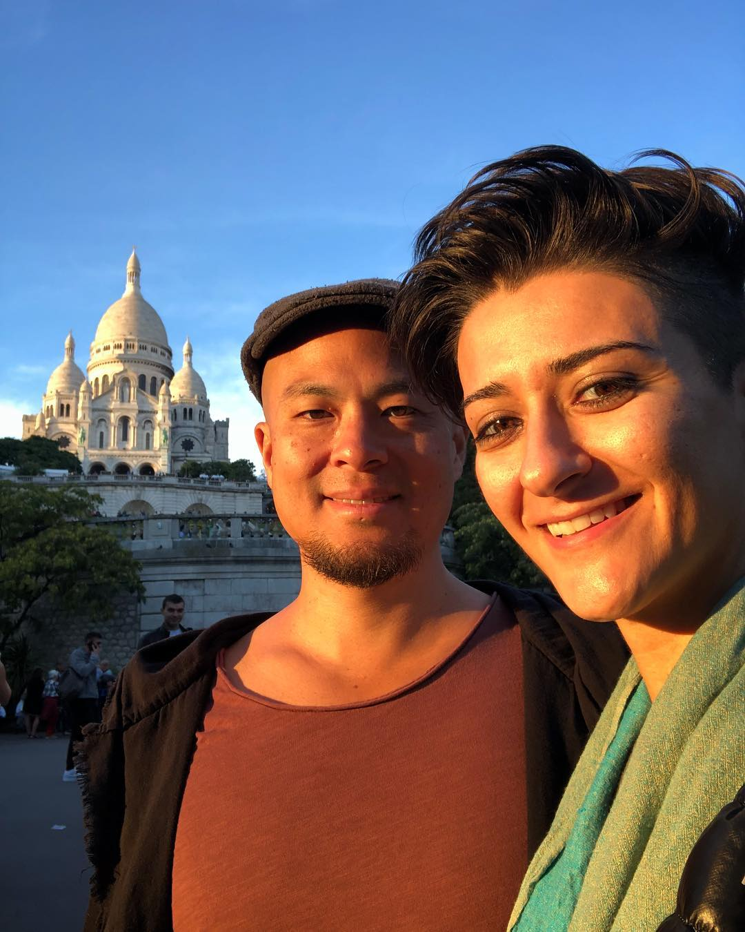 We've never celebrated Valentine's Day but I do love LOVE 🥰. So to celebrate my love: a golden hour picture of the handsome man who has my heart (in the beautiful city that has our hearts). . What's something that makes your heart feel full? . . . #love #valentines #travel #paris #france #tbt #chiropractor #healinghashimotos #hashimotos #autoimmune #thyroid #autoimmuneprotocol #guthealth #gfdf #persian #hsp #introvert #sensitive #intuitive #empath #mindbody #chiropractic #nutrition #functionalmedicine #animalchiropractor #creativechiropractor #homeopathy #DrTitusChiu #DrNatashaFallahi #DrNatashaF